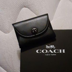 NWOT Coach Card holder